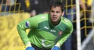 Sander Boschker, international néerlandais le plus âgé de l'histoire (39 ans pour sa sélection)